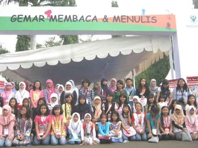 Gathering Kecil-kecil Punya Karya (KKPK) Penerbit Mizan