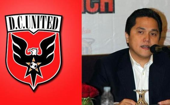 Siapa Erick Thohir, Pemilik Klub Bola DC United ?!