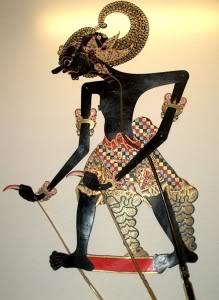 Wayang Lakon (1) : Dewa Ruci - Tirta Pawitra Mahening Suci Memiliki Arti Filsafat