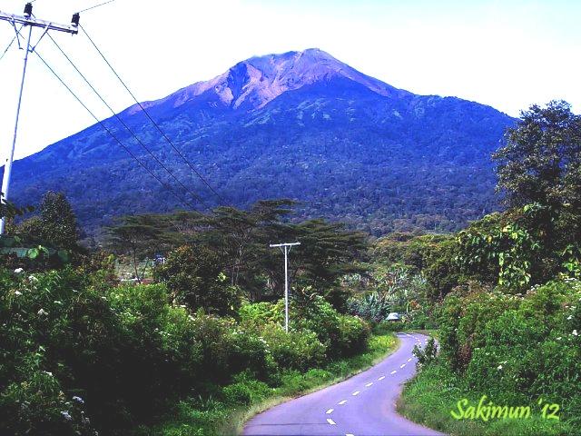 Gunung Kerinci dari Berbagai Sisi
