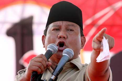 Prabowo Rujuk dengan Titiek Soeharto?