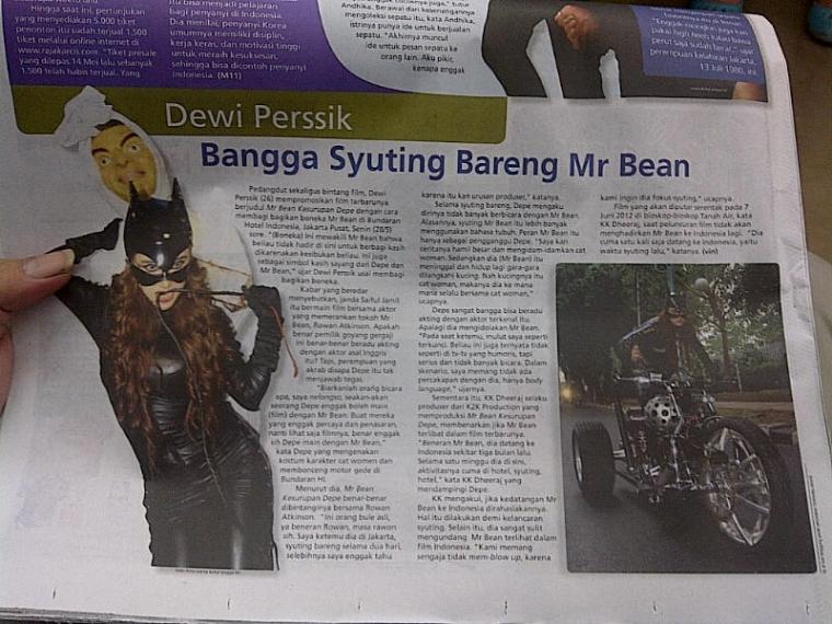 Mr. Bean Jadi Mualaf?