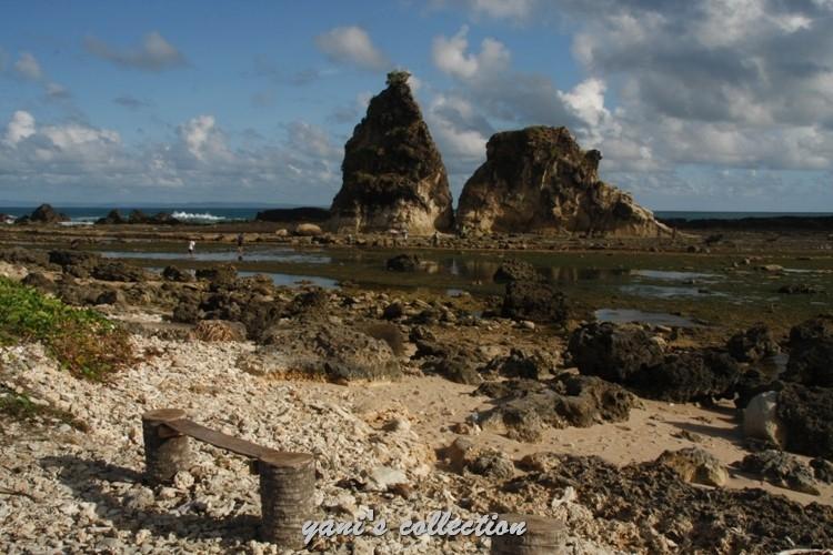 [WPC-6] Pantai Sawarna, Keindahan Maha Karya Sang Pencipta dalam Warna dan Garis