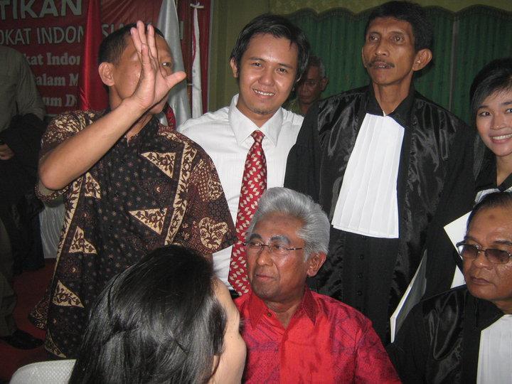 Konflik Organisasi Advokat Pasca Putusan MK