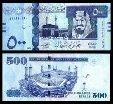 Selembar Duit Saudi Cukup Buat Makan Sebulan