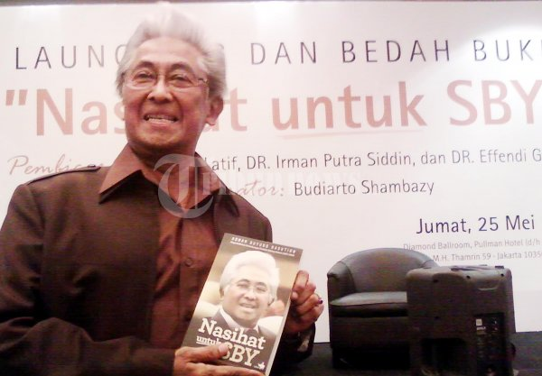 """""""Nasihat untuk SBY"""" yang Membuat SBY Marah"""