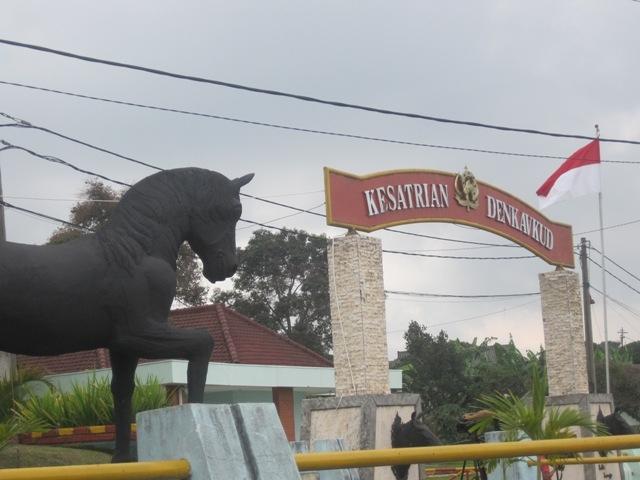 Pasukan Berkuda, Siap Amankan Perbatasan