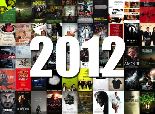 10 Film Terfavorit 2012