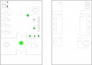 Membuat Jaringan WiFi dengan Access Point Linksys WAP610N Pada Small Office