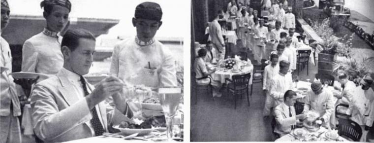 Rijsttafel: The History of Indonesian Colonial Foodways