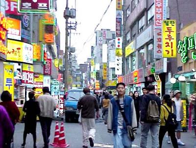 Tempat Belanja Menarik di Korea