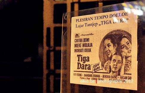 Nonton Bareng Tiga Dara di Museum Bank Mandiri