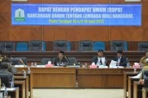 Mengintip Jejak Wali Nanggroe di Aceh