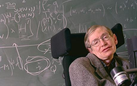 Stephen Hawking: Tentang Tuhan dan Alien