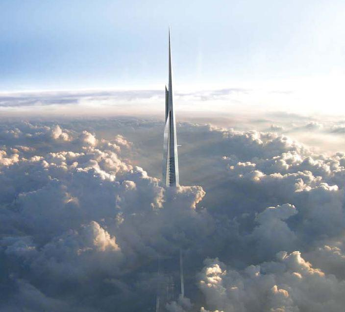 Tentang Super-Supertall Kingdom Tower Jeddah: Landmark Baru Menuju Mekah 2017