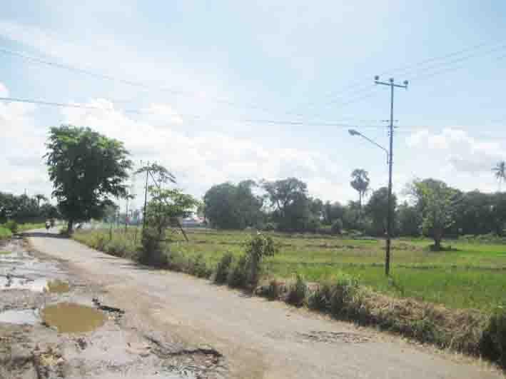 Lokasi 'Perjanjian Bungaya' Makassar Diterlantarkan