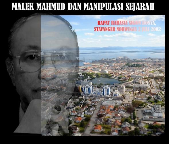 Mengenal Malik Mahmud, Sang Pemangku Wali (2)