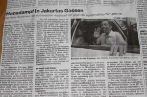 Pamor Jokowi Jauh Terdengar Sampai ke Eropa
