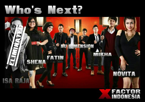 X Factor Indonesia: Menuju Fantastic Four