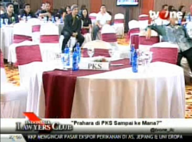 Absennya PKS dalam ILC Menjadi Tanda Tanya Publik?