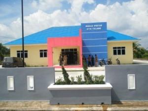 Pembangunan Kota Terpadu Mandiri di Kabupaten Banyuasin