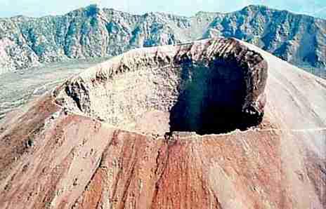 Letusan Gunung Berapi Terdahsyat Dalam Sejarah