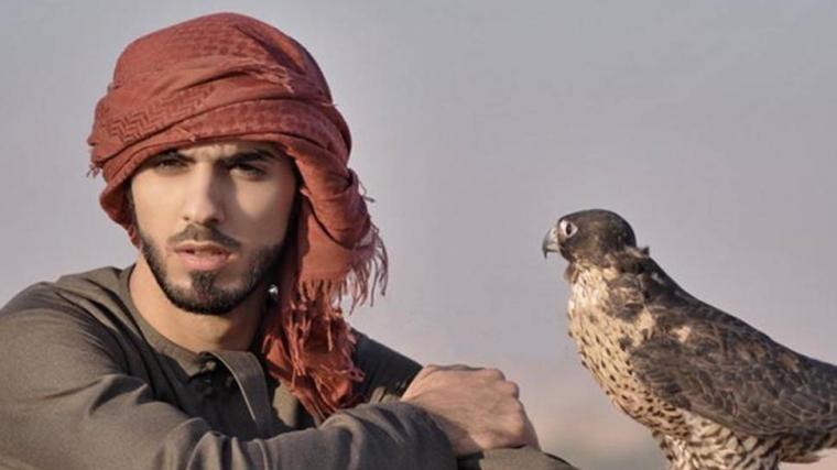 Omar Burkan, Pria Ganteng dari UAE yang Kena Deportasi
