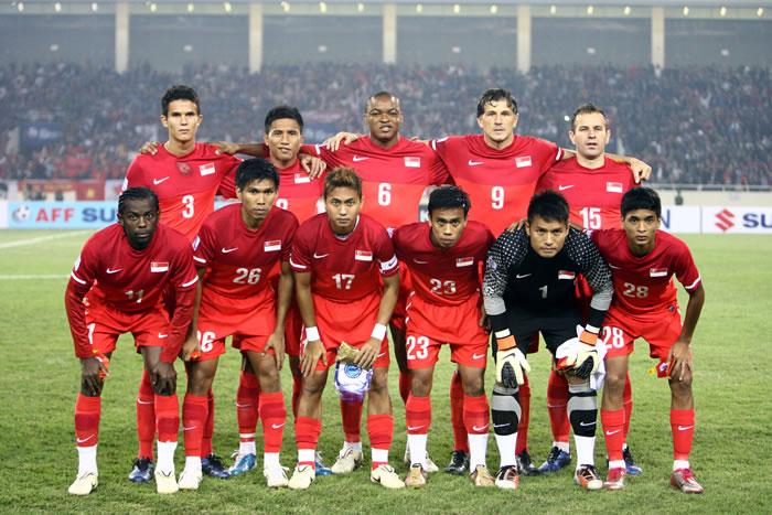 Profil Team AFF Cup 2012: Singapura, Para Singa Muda Belum Juga Memiliki Taring