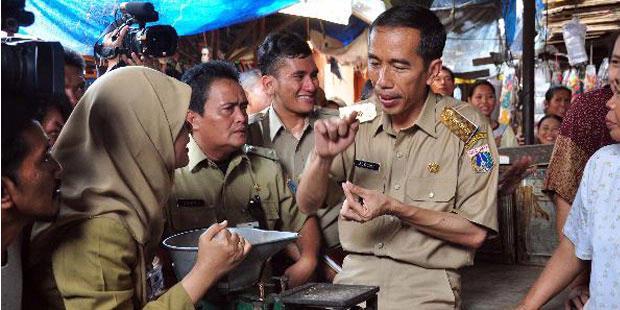 Saya Iri Dengan Warga DKI Jakarta, Punya Gubernur Seperti Jokowi