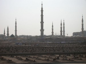Kuburan-kuburan Yang Diziarahi Di Madinah