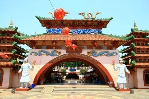 Wisata Budaya di Kampung Cina