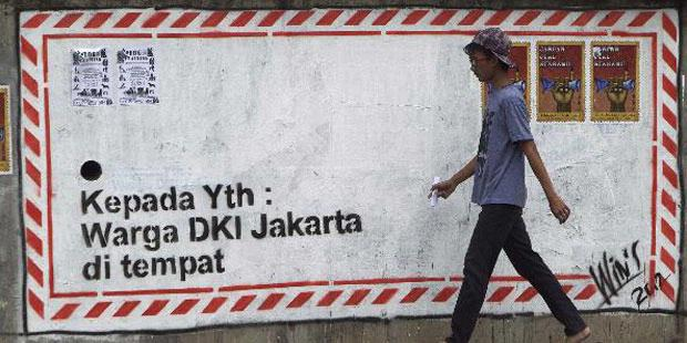 Hambarnya Janji Politik Pilkada Jakarta