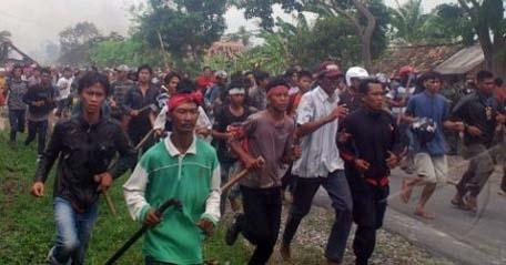Isu Pelecehan Membuat Lampung Selatan Bergolak