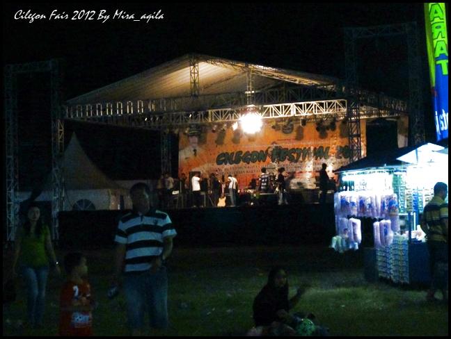 [Cilegon Fair 2012] Game 'Aneh' di Pasar Malam