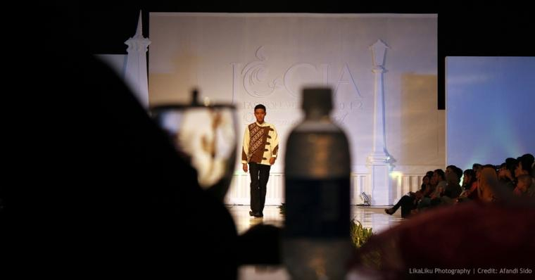 Potret: Jogja Fashion Week 2012