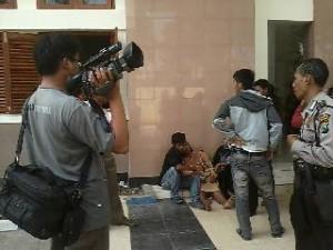 Tangis Histeris Massal di Sidang PK Pengadilan Negeri Pasuruan