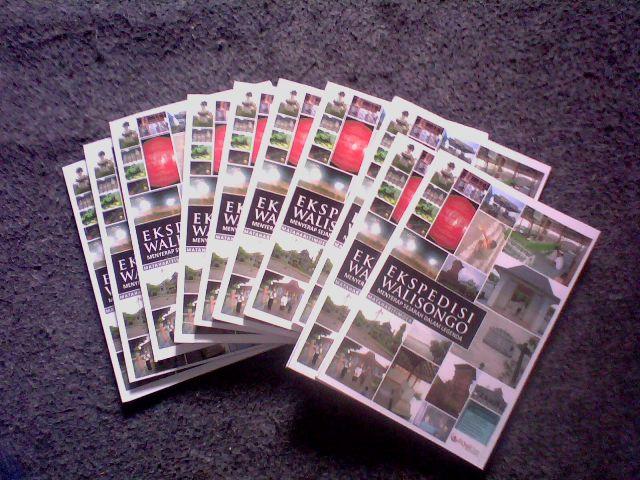 Review Buku Ekspedisi Wali Songo: Menyerap Sejarah dalam Legenda