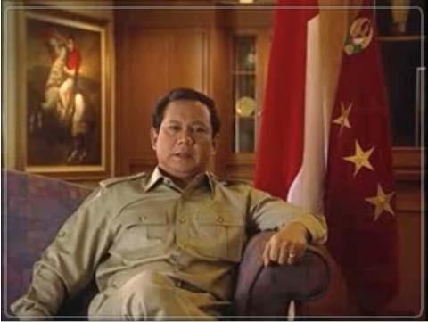 Prabowo dan Estimasi Persekutuan Politik
