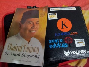 Chairul Tanjung di Anak Singkong