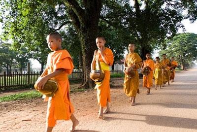 Sebuah Kejutan di Laos