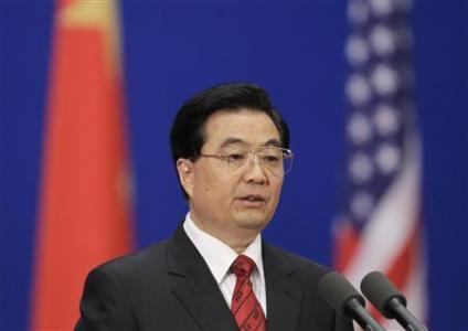 Teks Pidato Resmi Hu Jintao Vs Barrack Obama