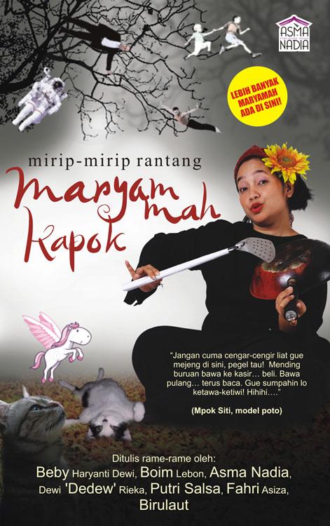 Gara-gara Buku Maryam Mah Kapok