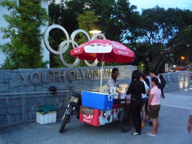 Negri Singa Pernah Menjadi Tuan Rumah Olympiade: Catatan dari Singapura (10)