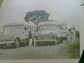 Bandung 1952 (7)  Otobis yang Kembang Kempis