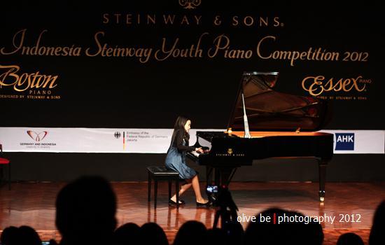 Jennifer Chrysantha Salim, Terpilih Mewakili Indonesia ke Asia Pacific Steinway Regional Final