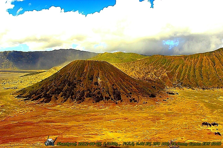 Mengenali Sosok Gunung Bromo dengan Kamera