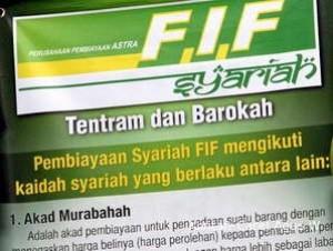 Somasi Terhadap FIF Syariah