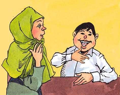 Bagaimana Cara Memuji Isteri?
