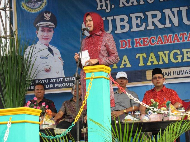 Yang Menarik di Kecamatan Ciputat Timur - Kota Tangerang Selatan