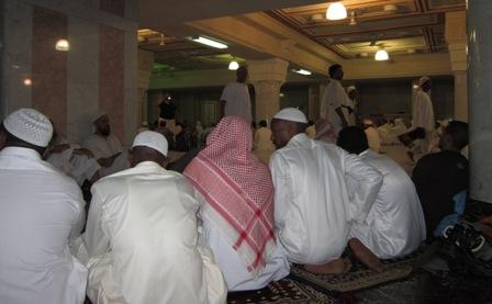 Sholat Iedul Fitri di Masjidil Haram (1433 H)